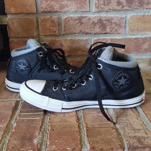 Converse Cordura Black Sneakers